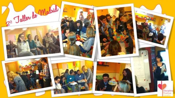 2tallermadrid21-e1394915634701 2º Taller de Disciplina Positiva en Madrid, #escuelaenREDada
