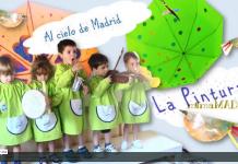 La Pintura #mimaMADRID, #escuela enREDada