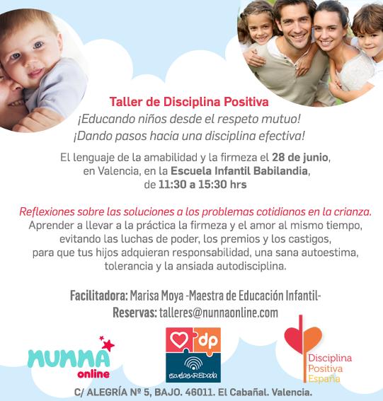 carte_dpe_Valencia_Marisa Taller de Disciplina Positiva en Valencia, #escuelaenREDada