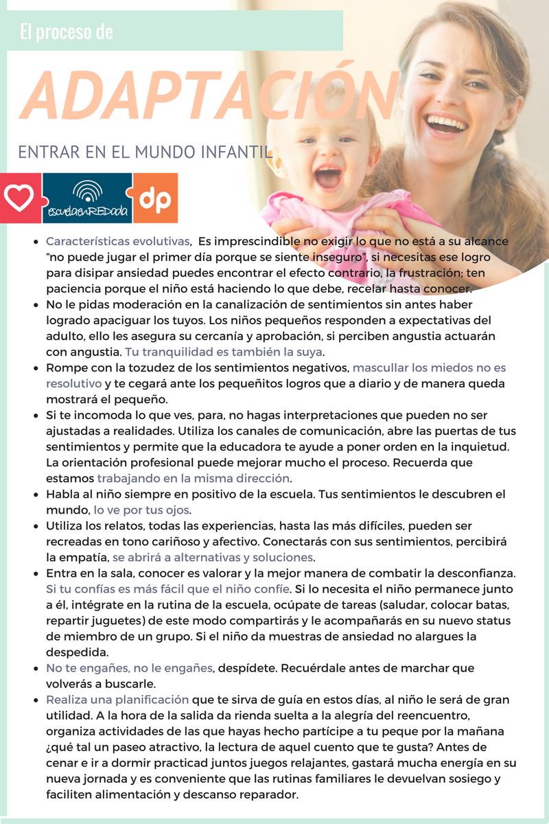 Respetando-al-niño-2 La importancia del proceso de adaptación a la escuela infantil