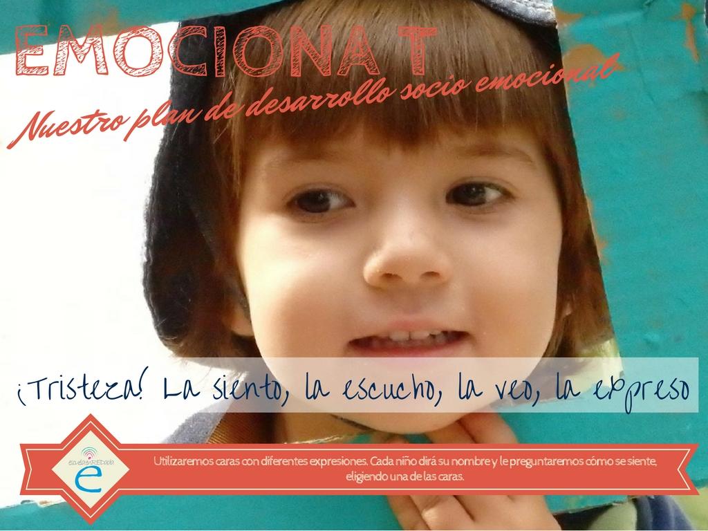 Emociona-T Simple y feliz, una historia de Educación Infantil