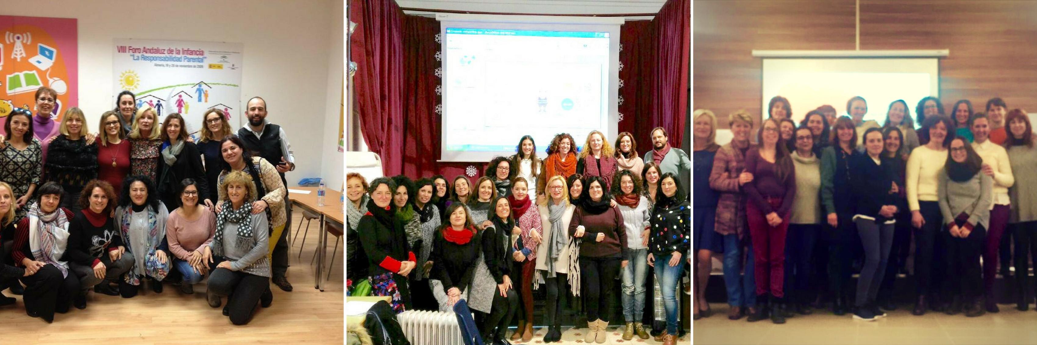 Disciplina-Positiva Disciplina Positiva y Plataforma de Profesionales de Tratamiento Familiar de Andalucía