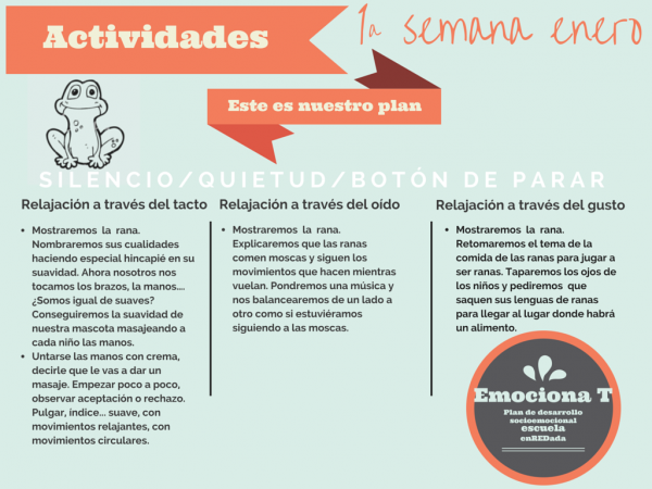 Actividades-e1421264966509 Emociona T, #escuelaenREDada